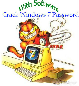 software crack password windows 7