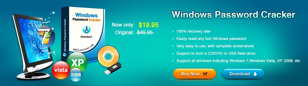 crack password windows 7 enterprise